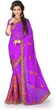 Makeway Embroidered Bollywood Handloom G...