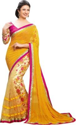 Pahel Printed Bollywood Georgette Sari