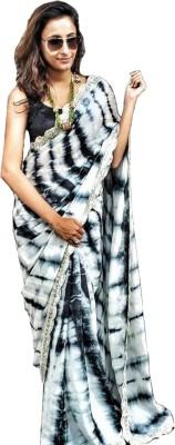 Lady Berry Self Design Fashion Silk Sari