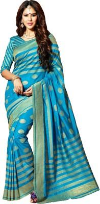 Saree Exotica Embriodered Daily Wear Art Silk Sari