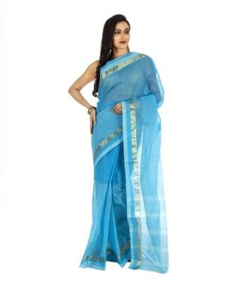 Aadrika Woven Tant Cotton Sari