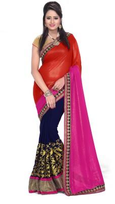Jay Gopal Embriodered Fashion Jacquard Sari