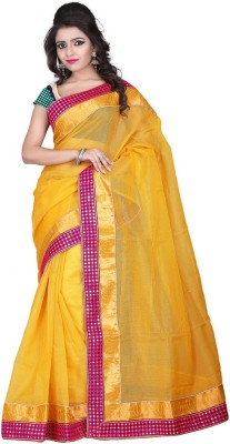 Heart & Soul Printed Fashion Cotton Sari
