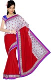 Sonal Trendz Embroidered Bollywood Chiff...