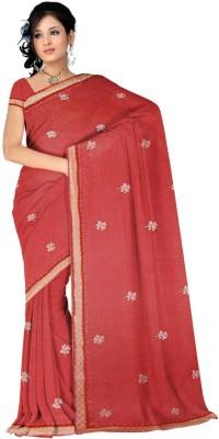 Kothari Saree Embriodered Banarasi Cotton Sari