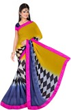 Maa Ambey Trendz Self Design Bollywood G...