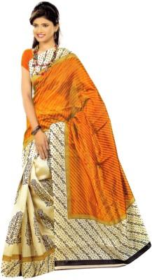 Jashiya Printed Daily Wear Printed Silk Sari