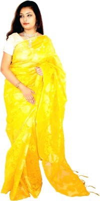 Raa Sha Self Design Fashion Net Sari