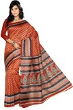 Saree Swarg Printed Bollywood Art Silk S...