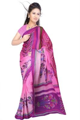Aakansha Printed Daily Wear Georgette Sari