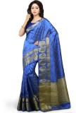 Radcart Embellished Kanjivaram Art Silk ...