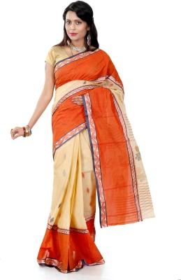 B3Fashion Woven Baluchari Handloom Cotton Sari