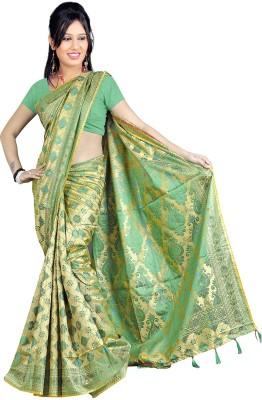 Parichay Self Design Manipuri Silk Sari