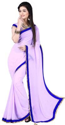 Lajo Fashion Embriodered Fashion Pure Georgette Sari