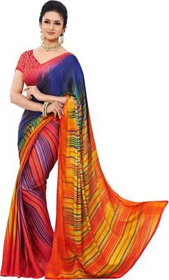 Diva Fashion-Surat Printed Bollywood Handloom Silk Sari