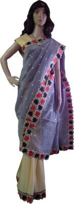 Mosanta De Boutique Embellished Bollywood Crepe Sari