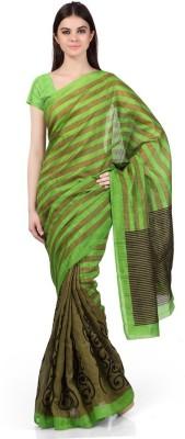 Cozee Shopping Printed Bhagalpuri Art Silk Sari