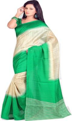 Pawan Tex Printed Fashion Synthetic Sari