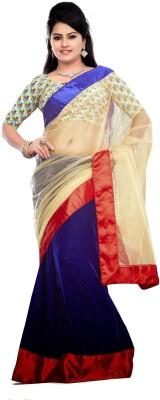 Bano Tradelink Embriodered Bollywood Net Sari