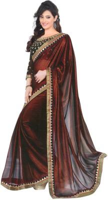 Trendz Fashion Embriodered Bollywood Georgette Sari