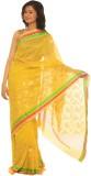 Indo Mood Woven Chanderi Cotton, Silk Sa...