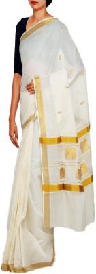 Unnati Silks Embellished Daily Wear Cotton Sari