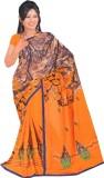 JS Printed Bollywood Georgette Sari