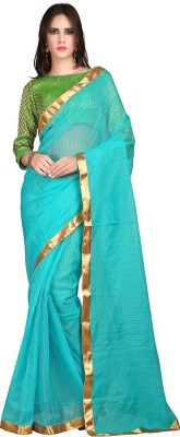 Velli Embellished Fashion Cotton Sari