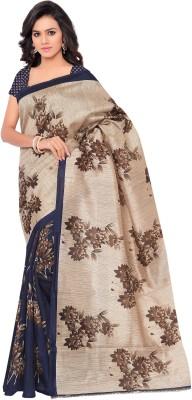 Sarovar Sarees Printed Balarampuram Printed Silk Sari