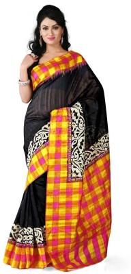 Santosafashion Embriodered Bollywood Georgette Sari