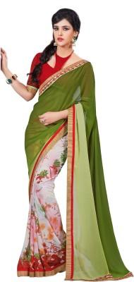 Sarika Fashion Embriodered Fashion Pure Georgette Sari