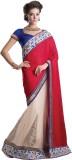 V Dream Embriodered Bollywood Velvet Sar...