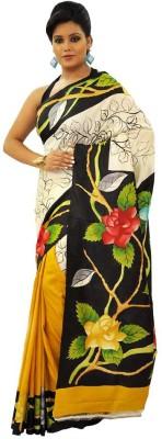 Dhaarona Style Boutique Printed Assam Silk Pure Silk Sari