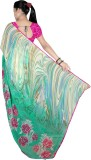 Indian Wear Online Printed Fashion Chiff...