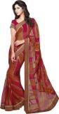 Tagbury Printed Fashion Chiffon Saree (R...
