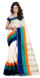 Anshika Lifestyle Solid Bollywood Cotton...