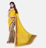 Hiba Couture Graphic Print Daily Wear Ha...