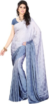 Online Adda Printed Fashion Jacquard Sari