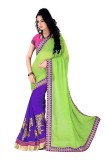 Naresh Sarees Embroidered Daily Wear Chi...