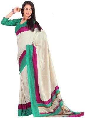 Zeena Self Design, Printed Fashion Art Silk Sari