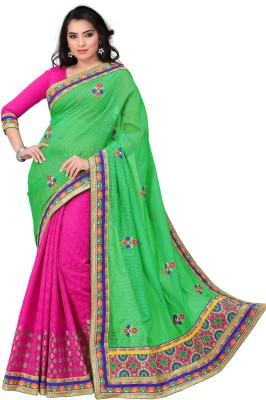 Surupta Self Design Banarasi Cotton Sari