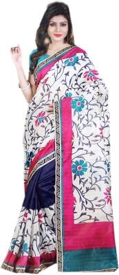 khamakshi Printed Daily Wear Georgette Sari