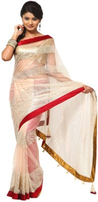 MyDeal Embriodered Fashion Georgette Sari