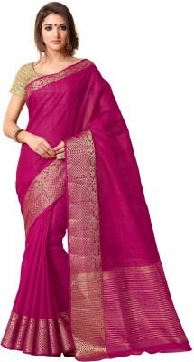 Rajshri Fashions Woven Fashion Silk Sari