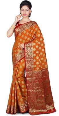 Radcart Woven Kanjivaram Art Silk Sari