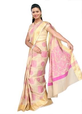 Paradise Woven Banarasi Handloom Art Silk Sari