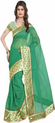 EnVogue Woven Banarasi Banarasi Silk Sari