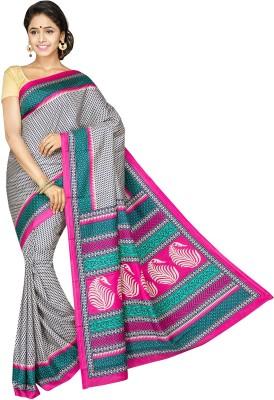 Aditi Fashions Printed Fashion Raw Silk Sari