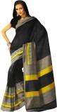 Bhavi Printed Fashion Art Silk Saree (Bl...