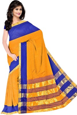 ST saree Woven Fashion Cotton Sari